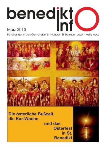 Heilig Kreuz - st.benedikt-mg.de: Start