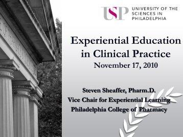 Advanced Practice Experiences