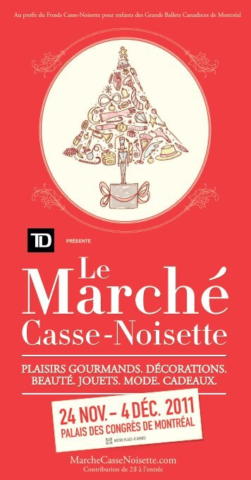 MarcheCasseNoisette.com - Les Grands Ballets Canadiens de ...