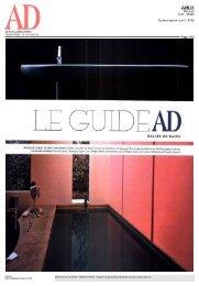 Salles de bains, les tendances - Emois et Bois