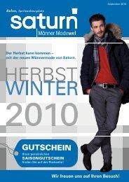 Der Herbst Kann Kommen - Saturn Aalen Männer Modewelt ...