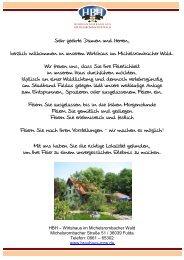 Menü - und Buffetvorschläge (pdf - 580kb) - Herzlich Willkommen ...