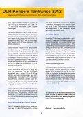INFOFebruar 2012 DLH-Vergütungstarifverhandlungen Boden ... - Seite 6