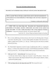Download the report (pdf 213 KB) - ME Research UK