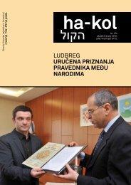 הקול - Židovska općina Zagreb