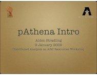 Alden Stradling 9 January 2009 - UTA HEP WWW Home Page