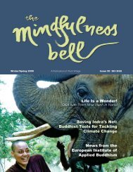 Download - The Mindfulness Bell