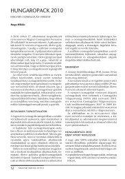 HUNGAROPACK 2010 : Magyar csomagolási verseny - EPA