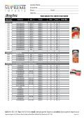 Product List NO PRICES v2.indd - Supreme Imports - Page 5
