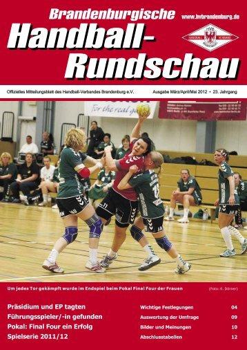 Brandenburgische - Abteilung Handball – SV Lokomotive Rangsdorf ...