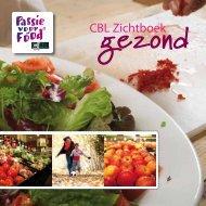 CBL Zichtboek Gezond - Supermarkt.nl