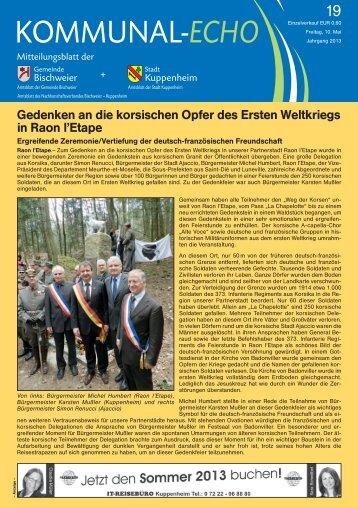 2013-19 - Stadt Kuppenheim