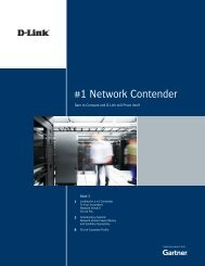 #1 Network Contender - GovConnection