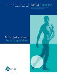 Ankle Sprian_2006.pdf - APF