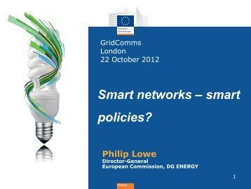 Philip Lowe - GridComms