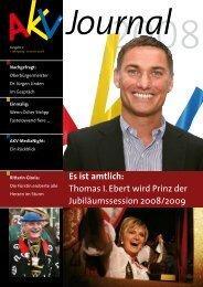 AKV Journal Ausgabe 2 [PDF | 7,3 MB