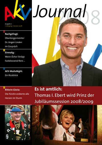 AKV Journal Ausgabe 2 [PDF | 7,3 MB