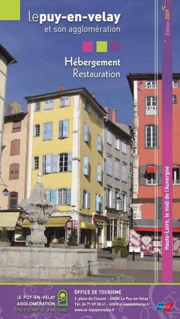 chambres - Le Puy-en-Velay