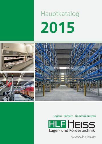 HLF Hauptkatalog 2015