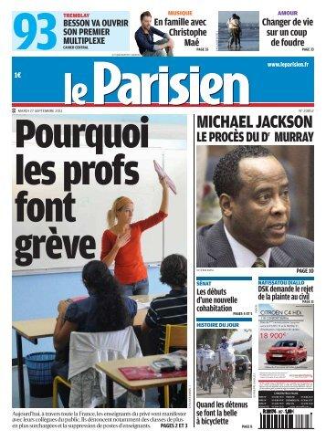MICHAELJACKSON - Pierrefitte Socialiste