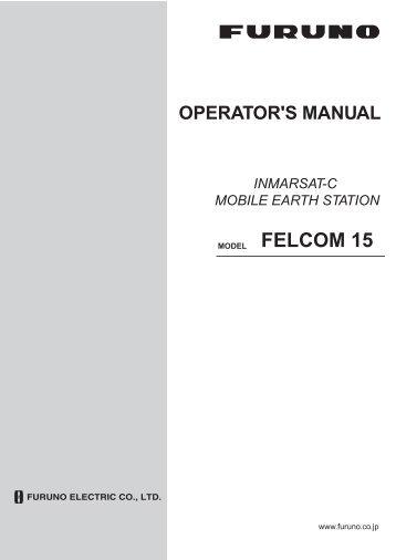 FELCOM 15 - Yachtronics