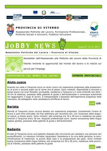 DECRETO 12 Aprile 1996 - Provincia di Viterbo