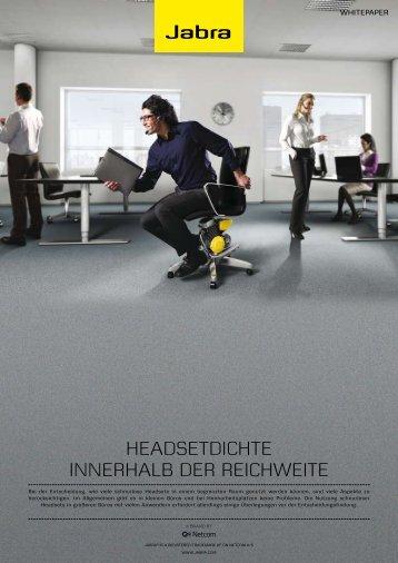 WhitePaper Headsetdichte - Suprag AG