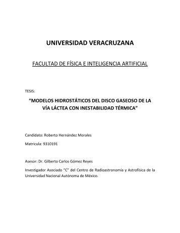 UNIVERSIDAD VERACRUZANA - UNAM