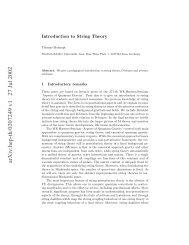 arXiv:hep-th/0207249 v1 27 Jul 2002