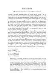 INTRODUZIONE - Franz Steiner Verlag