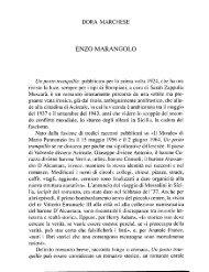ENZO MARANGOLO - accademia di scienze lettere e belle arti degli ...