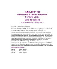 CADJET 3D User Guide - Kodak