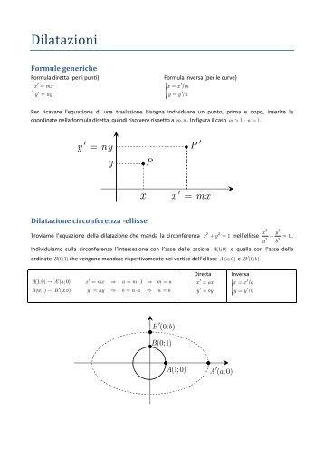 La formula di sdoppiamento - Francescopoli.net