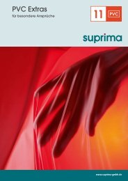 Beratung Innendienst - Suprima GmbH