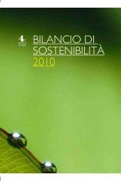BILANCIO DI SOSTENIBILITÀ 2010 - Nuove Acque