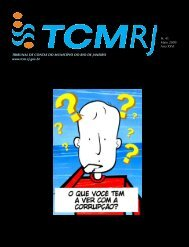 Revista TCMRJ n. 41 - Tribunal de Contas do Município do Rio de ...