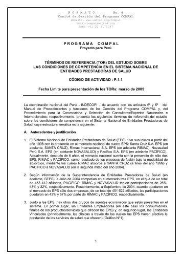 TdR estudios EPS.pdf - Unctad XI