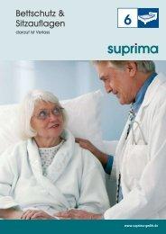 für Kinderbetten - Suprima GmbH