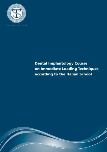 Dental Implantology Course on Immediate Loading Techniques ...