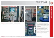 POINT OF SALE - Master Point AG