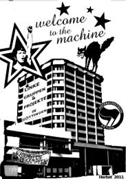 Welcome-to-the-Machine-Reader - Basisdemokratisches Bündnis