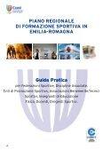 ScuoladelloSport - CONI Emilia Romagna - Page 4