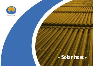 E-solar heat.indd - Home Energy