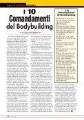 l'allenamento split e abbreviato definitivo (PDF) - Olympian's News - Page 5