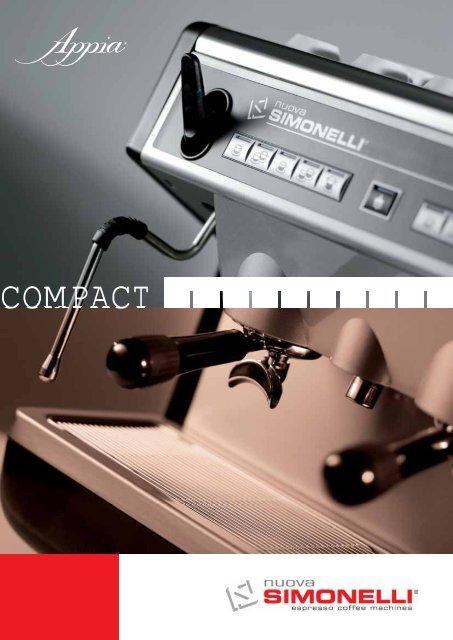 COMPACT - Nuova Simonelli