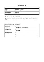 13-03-21 Stadtratssitzung - Donaustauf