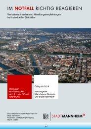 Informationen der Betriebe - fuchs europe schmierstoffe gmbh