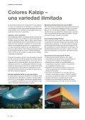 Acabados y colores Kalzip® - Page 6