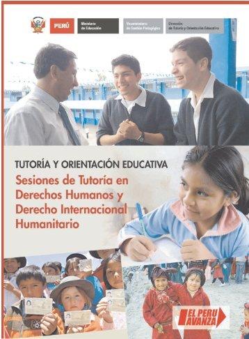 descargar - Dirección de Tutoría y Orientación Educativa - Ministerio ...