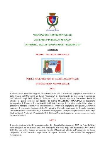 """universita' degli studi di napoli """"federico ii"""" - Università di Roma ..."""